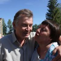 Александр Кузнецов и Татьяна Александрова