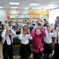 Замечательный день с детским поэтом Еленой Сыч
