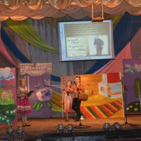 Парад музеев в школе Каратабана, 19 мая 2016