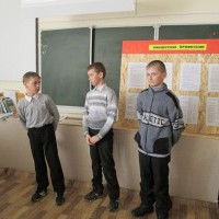 конкурс чтецов к 121 годовщине со дня рождения В.Н. Кузнецова