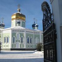 Свято-Симеоновский кафедральный собор г. Челябинск, фото Александра Кузнецова