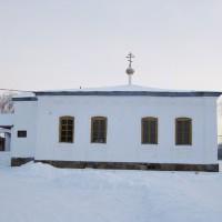 Церковь во имя Архангела Михаила в с. Каратабан, родины Василия Кузнецова, фото Александра Кузнецова