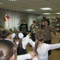 Репортаж из детской библиотеки № 3 города Челябинска